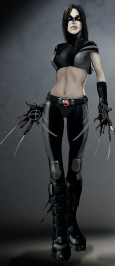 X-23 X-Force Special Operations Costume