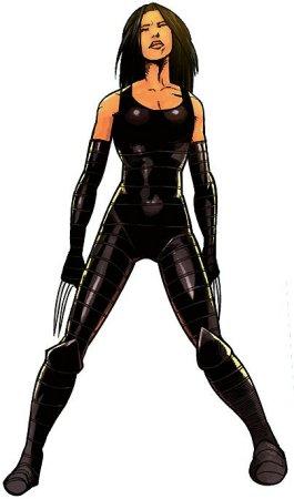 X-23 Mummy Bandage Costume