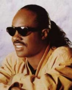 Stevie Wonder Honored at the White House Feb. 27-09
