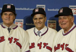 2014 Baseball Hall Of Fame - A Broken Puzzle