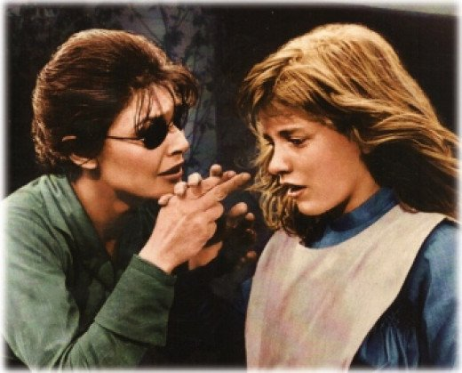 The Miracle Worker Patty Duke & Anne Bancroft