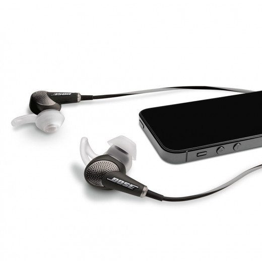 Bose QuietComfort 20 Headphones compatible with iPhone