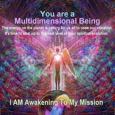 I AM as Multidimensionality