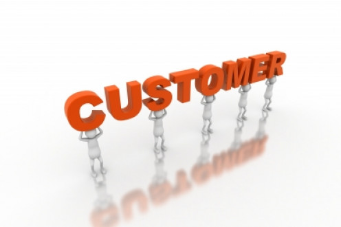 The customer should be at the center of everything that your business does