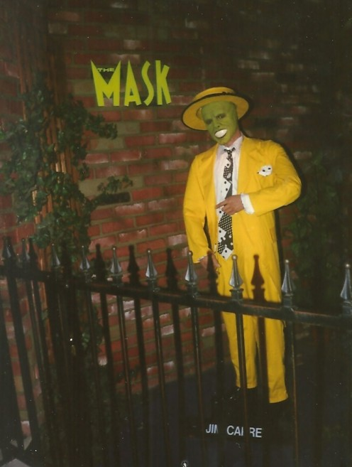 Jim Carry 'The Mask' (1994)