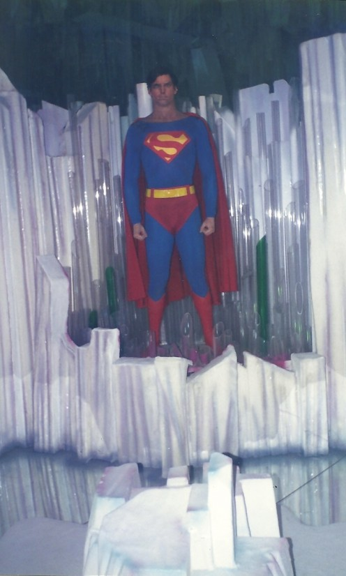 superman. Christopher Reeve (1978)