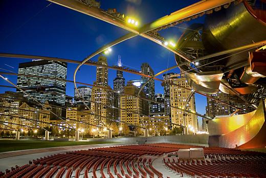 Chicago, Illinois Millennium Park