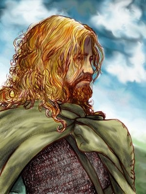 To avoid scandal and a possible feud with Hunding, Jarl Ulf is allowed to think Gunnlaug was carrying his son. The jarl's relationship with Knut sours after their game of chess in which Ulf accuses the king of cheating