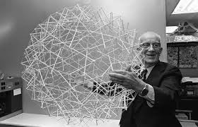 Buckminster Fuller.