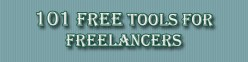 75+ Free Tools Every Freelance Writer, Web Designer, and Graphic Artist Needs