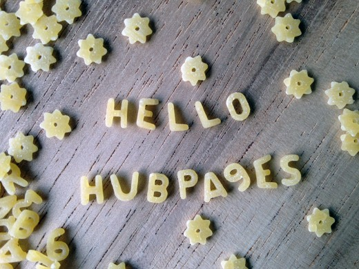 Hello Hubpages!