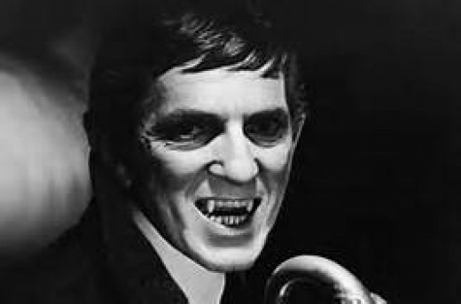 Jonathan Frid starred as Barnabas Collins in Dark Shadows