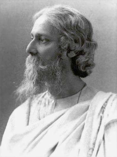 Ravindra Nath Tagore in Kokata