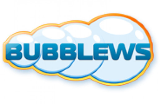 The Bubblews Logo