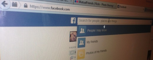 Using Facebook search options you can greatly enhance your family tree with distant living relatives that you may not have ever even met.
