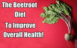 The Beetroot Juice Diet To Improve Overall Health.