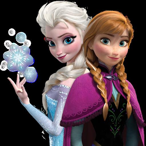 Photo of Disney's Frozen Anna & Elsa