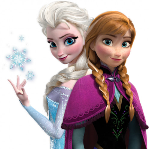 Photo of Disney's Frozen Anna & Elsa