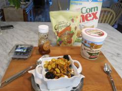 Joey´s Quick Healthy Breakfast Parfait Recipe