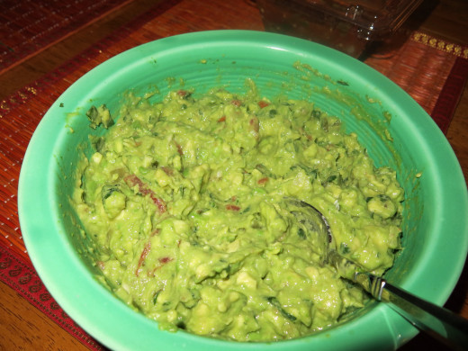 Mix up some guacamole