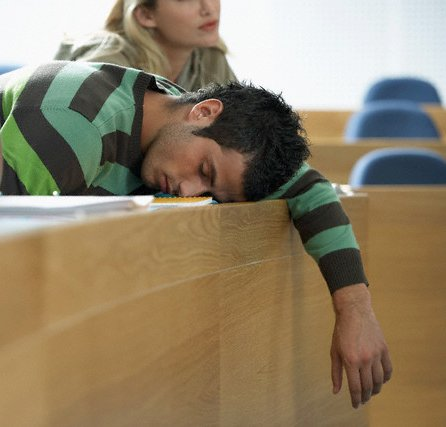 Lecturing alone can have a negative impact on some students.