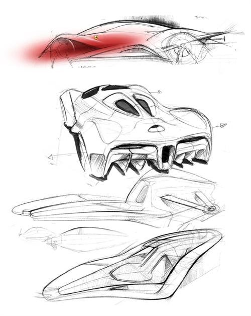 Another example of good simple sketches combination.