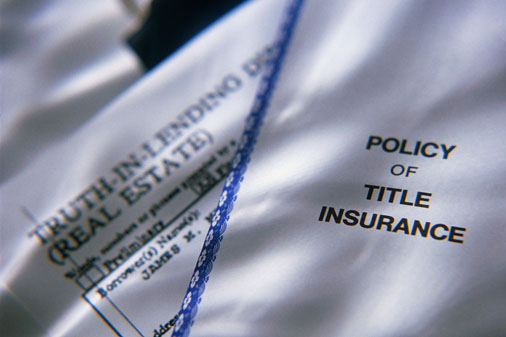 Title Insurance Fraud