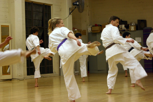 Why not sign up for Karate classes? Learning a martial art will help shift your focus from worrying about someone who doesn't care for you to improving yourself as a person.