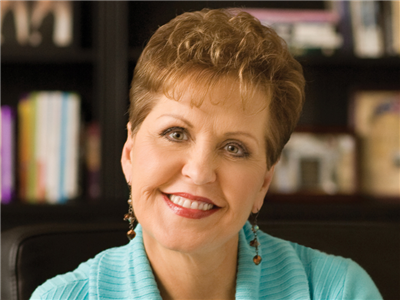 Joyce Meyer, Christian author and speaker, she is a Word of Faith minister who spearheaded Joyce Meyer Ministries; best-known for her inspiring sermons & books like Battlefield of the Mind