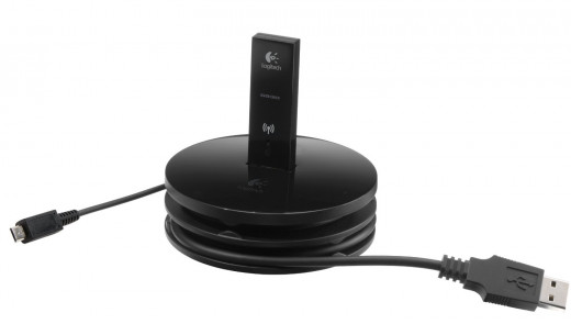 Logitech G930 Wireless Gaming Headset(7.1 Surround Sound)