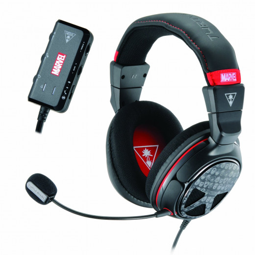 Turtle Beach Gaming Headset Marvel Seven(Limited Edition)