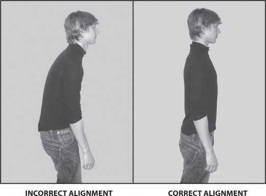 Correct your posture and learn how to improve singing with simple posture techniques