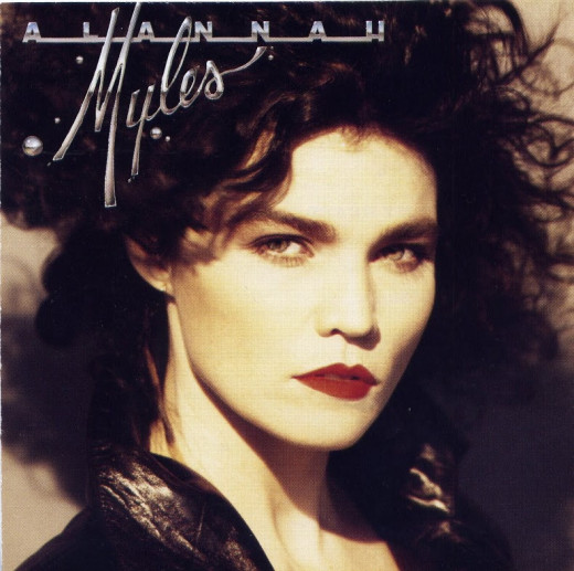 This Album went... DIAMOND... immediately, which was unheard of. My point is this, as a younger man, I NEVER KNEW NOR CARED Who Alannah Myles was... yet I bought this album 3 times... just for the Art-Work here! Alannah KNEW, what she was doing.