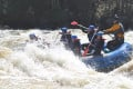 Raft the Kennebec River in Maine with Magic Falls Rafting Company