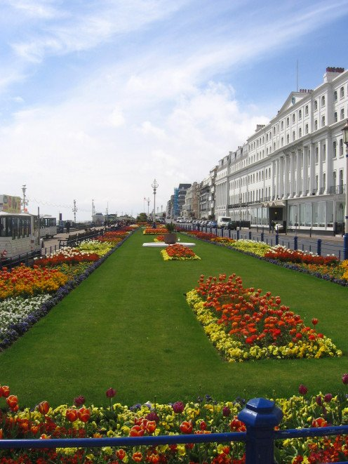 Carpet Gardens, Eastbourne