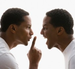 Does your boyfriend confuse you with someone else or point fingers at you?