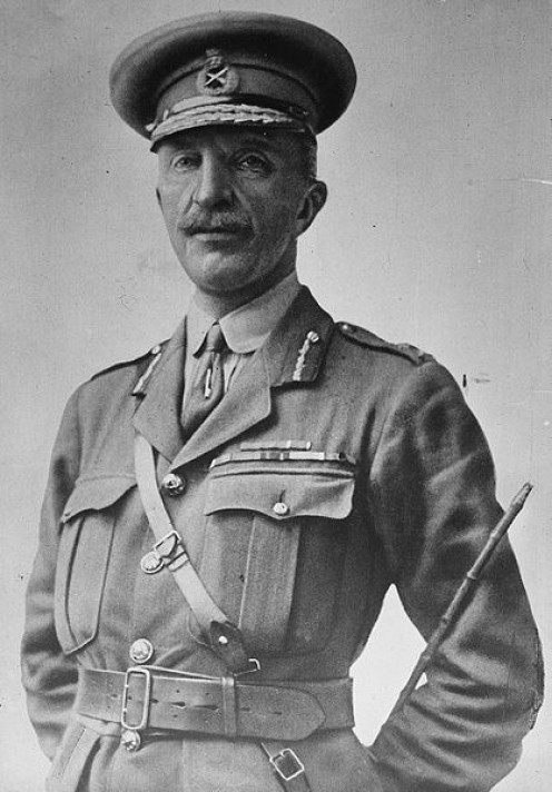 "WW1: General Henry Wilson, who, along with the rest of the British general staff, thought Churchill's memorandum ""fanciful""."