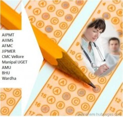 Medical Entrance Exams in India 2014