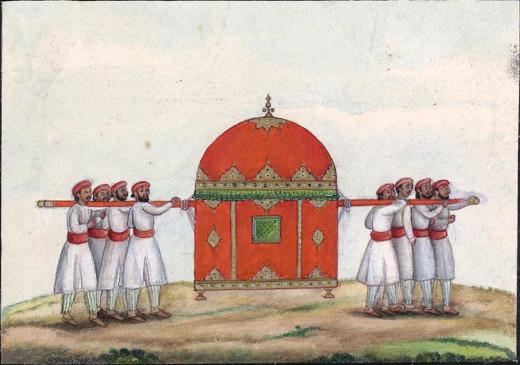 Imperial Delhi Bridal Dohleh
