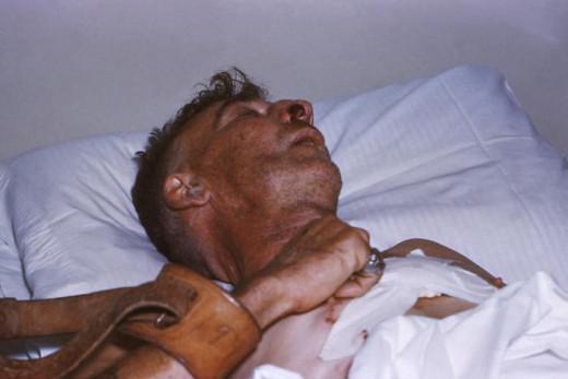 Plague Victim