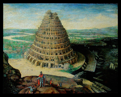 Ancient Babylon gives us a perfect picture of a world system.
