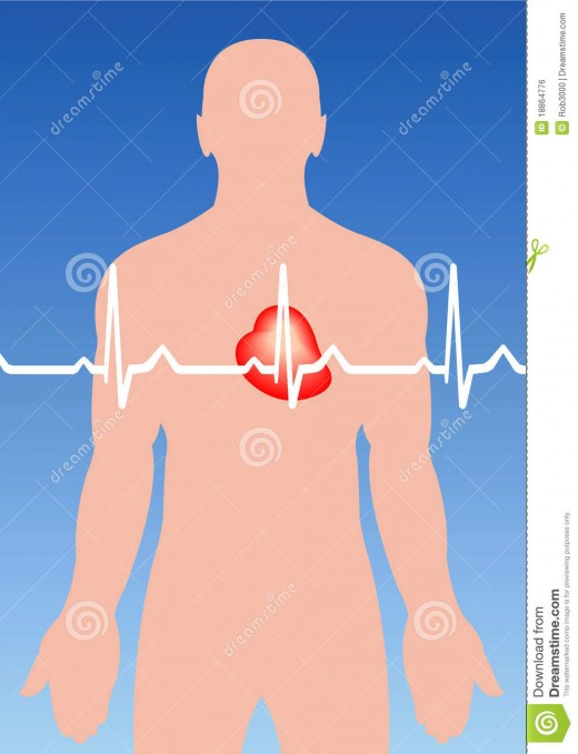 Rarely it may occur in an otherwise normal heart. The ventricles beat regularly at the rate of 150-210/min. Slight irregularity may occur. The blood pressure is low and the patient may go into shock.