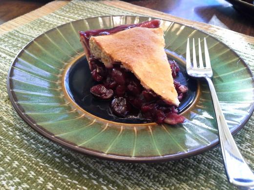 Easy Peasy Homemade Cherry Pie