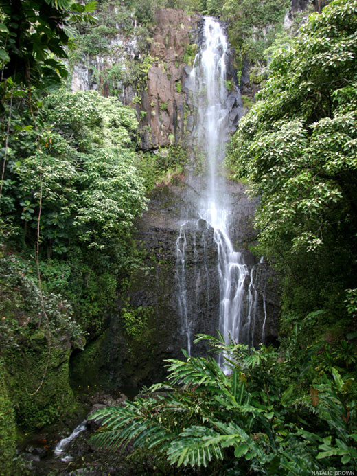 Wailua Falls, East Maui