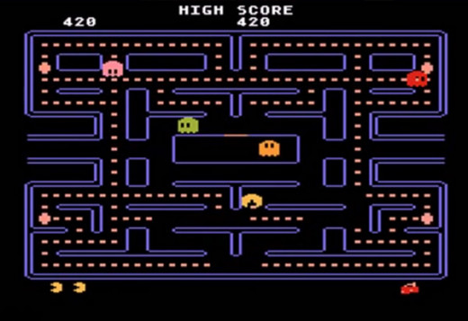 Pacman (Atari 5200). All photos in this hub are © 2013 Suzanne Day.