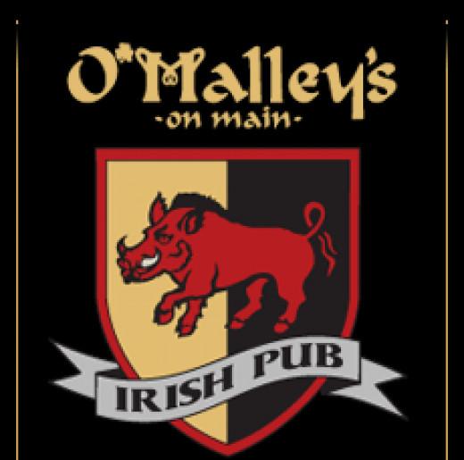 O'malley's on Main logo