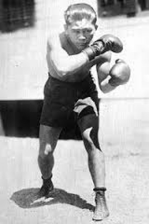 Pancho Villa took on every boxer of his era and he was a nightmare for his opponents. He had a heart and will as big as his punch and skill.