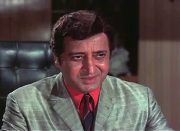 Charismatic Style of Pran as a Smuggler in Johnny Mera Naam