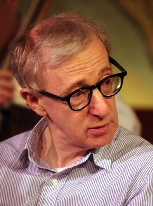 Director Woody Allen in 2006