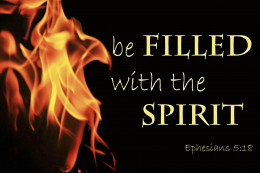 Let The Fire of God Flow Through You